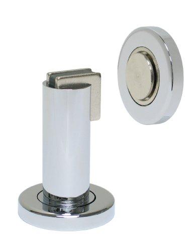Amazon.com : FPL Modern Door Stop / Holder And Magnetic Catch   Antique  Brass : Open Door Locks : Office Products