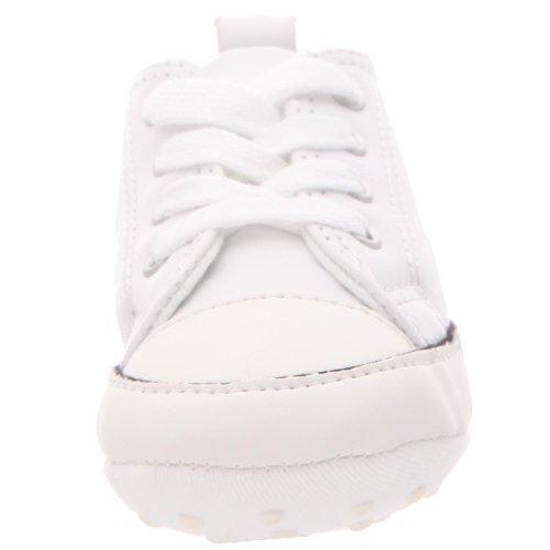 Converse 81229 81229 - Zapatillas de cuero para niños Blanco