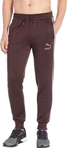 PUMA Men's Classics T7 Track Pants Mole XX-Large 31