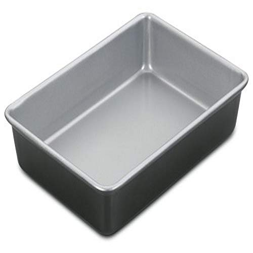 Cuisinart AMB-139CP 13 by 9-Inch Chef's Classic Nonstick Bakeware Cake Pan, Silver