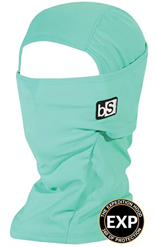 BLACKSTRAP Expedition Hood Balaclava Face Mask, Dual Layer Cold Weather Headwear for Men and Women for Extra Warmth, ()
