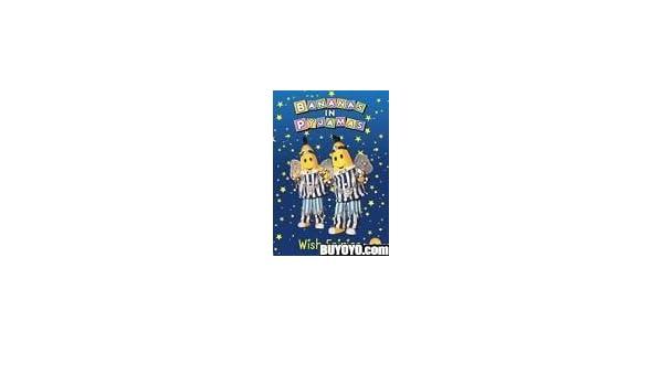 Amazon.com: Bananas in Pyjamas - Wish Fairies: Cartoon, Bananas: Movies & TV