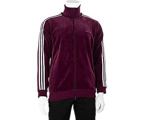 Adidas Beckenbauer Velour Track Jacket
