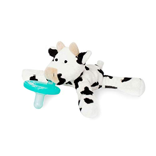 WubbaNub Infant Pacifier - Baby Cow by WubbaNub (Image #5)