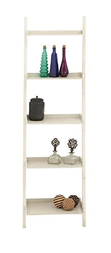 Deco 79 96198 Wood Leaning Shelf, 20 by 68