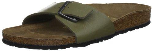 Birkenstock - Sandalias de material sintético mujer verde - Khaki