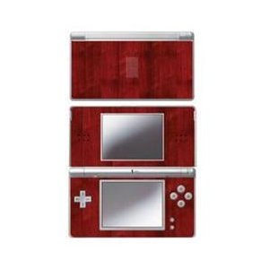 (Mightyskins Protective Vinyl Skin Decal Cover Sticker Compatible with Nintendo DS Lite - Cherry Woodgrain)
