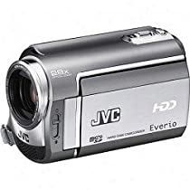 Jvc Refurbished Everio Gzmg230us 680 Kpix 30gb Optical Zoom: 28 X 2.7 Laser Touch Lcd Silver
