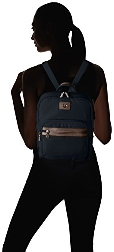 Bogner Backpack 3, Borsa a mano/zaino Donna Blu (Night/Oak)