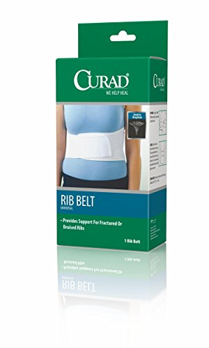 Curad Universal Rib Belt (Best Thing For Cracked Ribs)