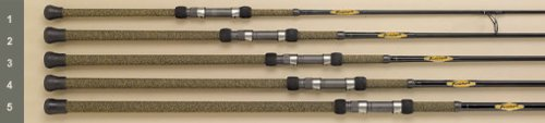 St. Croix Triumph Surf Travel Rod, TSRS90M4 by St.Croix Rod