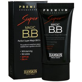 Hanskin Premium Perfect Super Magic BB Cream SPF30 PA++ -1.5 oz by Hanskin