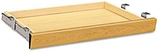 product image for Laminate Angled Center Drawer, 26w x 15-3/8d x 2-1/2h, Harvest, Sold as 1 Each