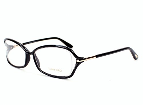 Tom Ford Rx Eyeglasses - TF5206 Black / Frame only with demo lenses. by Tom Ford Rx