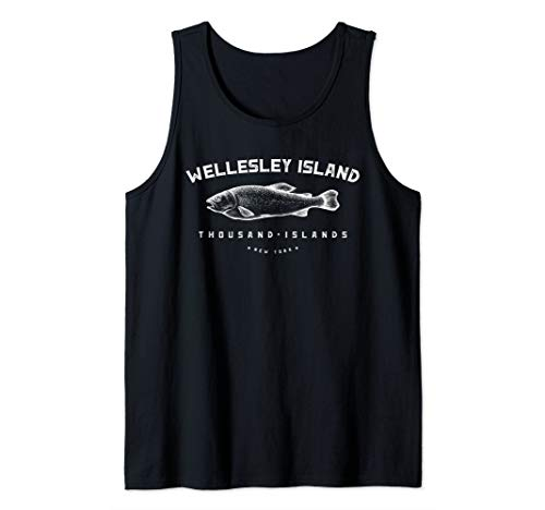 Wellesley Island State Park New York Thousand Islands Tee Tank ()