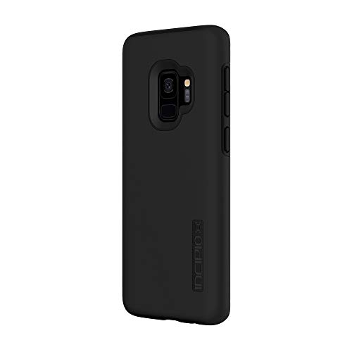 921 Glasses (Incipio DualPro Samsung Galaxy S9 Case with Shock-Absorbing Inner Core & Protective Outer Shell for Samsung Galaxy S9 (2018) - Black)