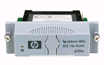 HP JetDirect 680n - Print server - EIO - 802.11b by HP