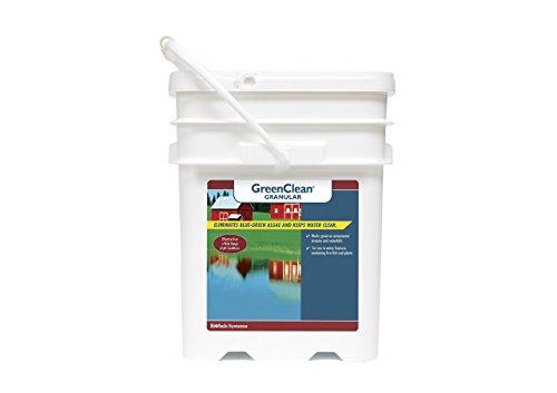 BioSafe Systems 3015-50 GreenClean Granular Algaecide, 50 lb. by BioSafe Systems