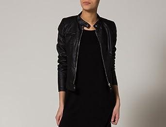 DashX Shine Womens Leather Jacket