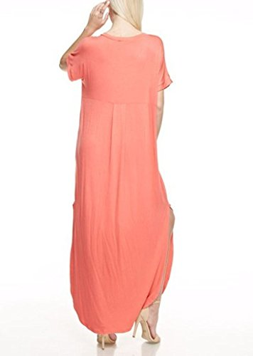 12-Ami-Solid-V-Neck-Pocket-Loose-Maxi-Dress-Made-in-USA