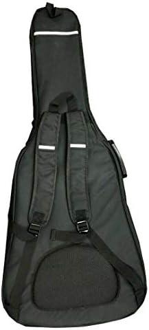 OSGBHB30 Oscar Schmidt Hollow Body 30mm Gig Bag Storage Pocket HD Nylon Shell