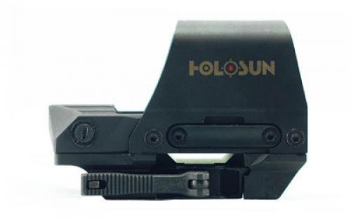 Holosun HS510C 2 MOA Open Reflex Circle Dot Solar Power Holographic Red Dot Sight by HOLOSUN (Image #1)