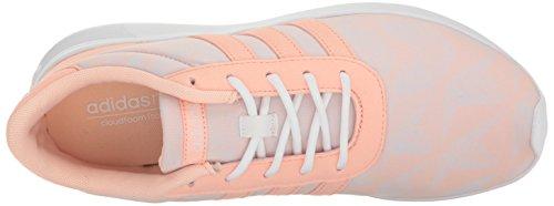 Racer adidas Lite w Women's Coral Running White Shoe 7nPqAn1zw