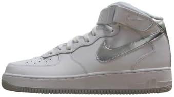 air force 1 nere baffo bianco