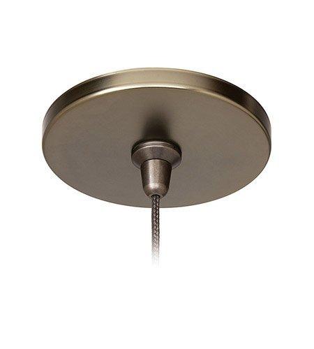 (LBL CK001I-FJ-BZ Fusion Jack Round Flush Canopy, 4 by)