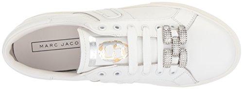 Marc Jacobs Kvinders Imperium Kædeled Sneaker Hvid ySrzjl7o