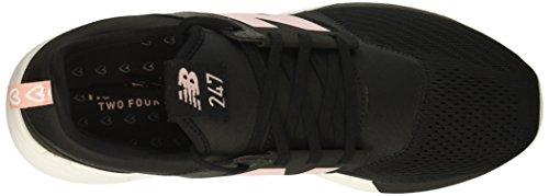 Pink Women's Balance New Sneaker 247v1 Black w8Xq5qd