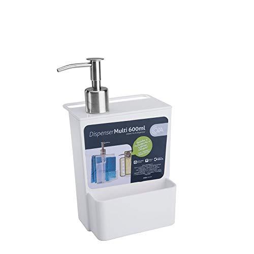 Dispenser Multi, Coza, 20719/0007, Branco