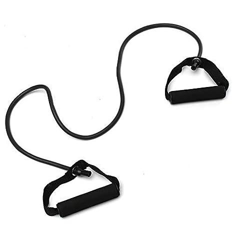 Amazon.com : ANLIN 120cm Elastic Resistance Bands Yoga Pull ...