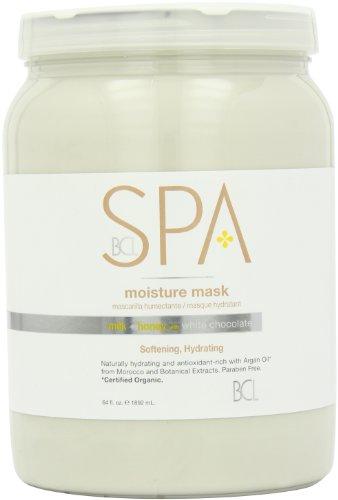 Bio Creative Lab Spa Moisture Mask, Milk Honey and White Chocolate, 64 Ounce