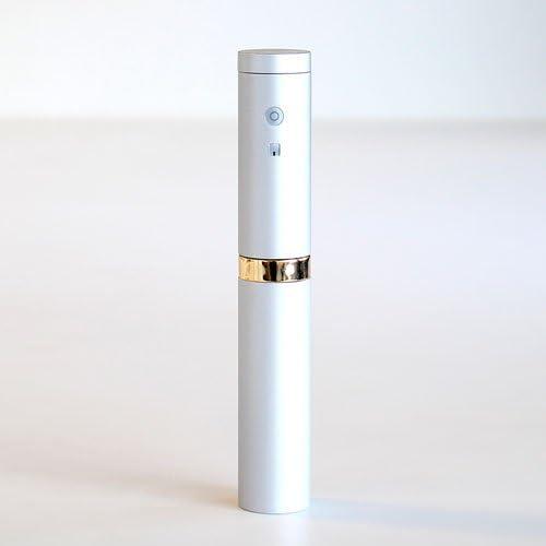 【マジックシェイク 携帯型 水素水生成器】ミネラルウォーター 3分 水素水生成器 マジックシェイク シルバー(B372-S2)