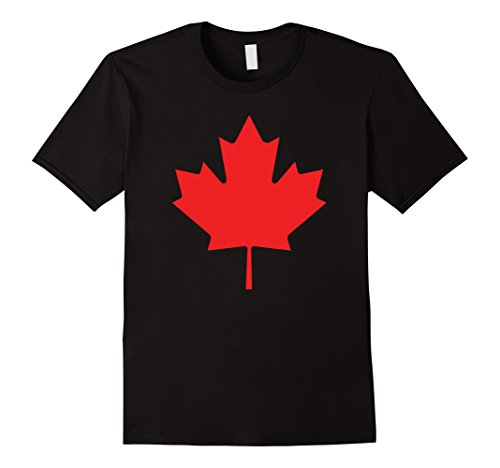 Maple Canadian Flag Canada T Shirt product image