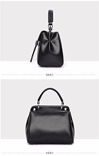 Épaule Sac Nouveau Unique Lady Gqfgyyl Style Black BI6qRqwn