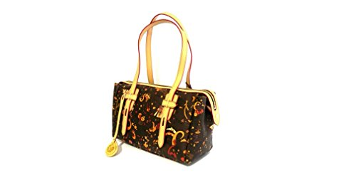 BORSA PIERO GUIDI MAGIC CIRCUS MINI SHOPPING 216444088 (02 MARRONE)