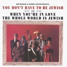 When You're in Love the Whole World is Jewish: Lou Jacobi, Valerie Harper [Vinyl LP]