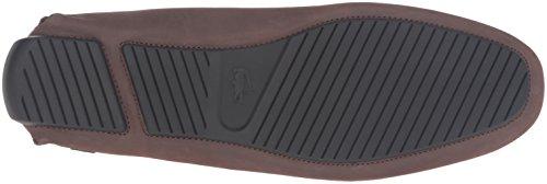 Lacoste Mens Piloter 316 1 Cam Fashion Sneaker Dark Brown s6rtktd