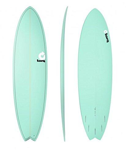 Tabla de Surf Torq epoxy Tet 7.2 Fish Seag reen by Torq: Amazon.es: Deportes y aire libre