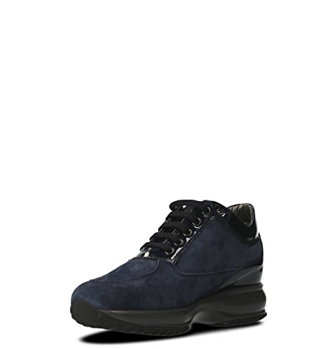 Hogan Women's HXW00N0Y750J2K4460 Blue Suede Sneakers buy cheap authentic cheap from china pictures free shipping comfortable buy cheap purchase 6Zw5Nez