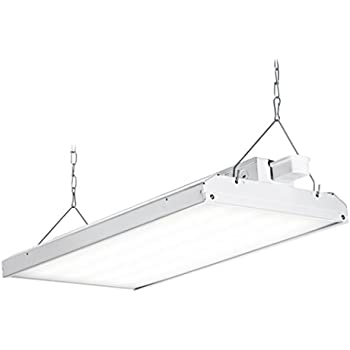 Diva Light 2 Led Linear High Bay Shop Light Fixture 65 Watts 250w