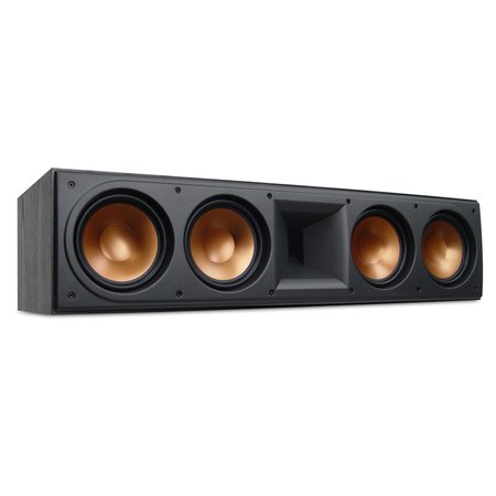 Klipsch RC-64 II Center Channel Speaker – Black