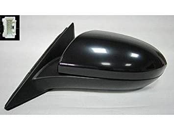Conductor puerta lateral espejo Mazda 6 de alimentación sin climatizada Cristal;; sin pintar sin pie luz iluminado entrada: Amazon.es: Coche y moto