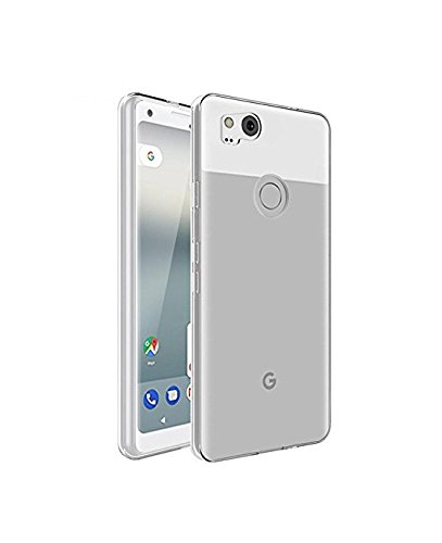 the latest 4bfa6 3639a NKCASE TRANSPARENT CASE FOR GOOGLE PIXEL 2XL/NEW BACK COVER FOR GOOGLE  PIXEL 2 XL