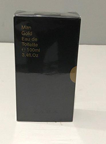 ZARA Man Gold Eau de Toilette 100ml/3.4 fl Oz