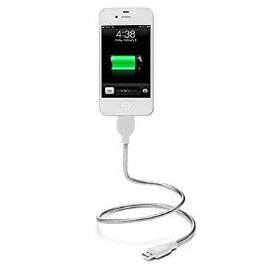 Fuse Chicken BOBINE Charge Cable/Stand for iPhone 6, 6 Plus, 5s, 5, 5c (MFi Certified)