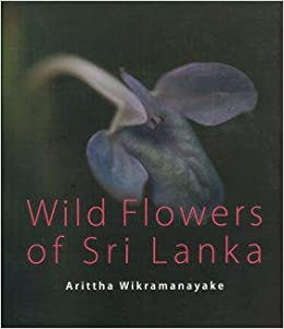Wild Flowers of Sri Lanka: Arittha Wikramanayaka: 9789559982821: Amazon.com: Books