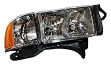 TYC 20-6069-00 Dodge Ram Passenger Side Headlight Assembly